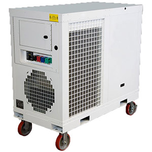 12 Ton Slim Rental Air Conditioner | KwiKool KP012-43