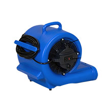 Rental Centrifugal Air Mover | Abatement Technologies Raptor