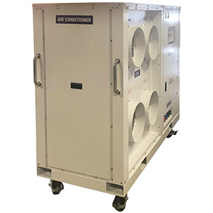 12 Ton Portable Outdoor Rental Air Conditioner | AmeriCool WPC-12RT