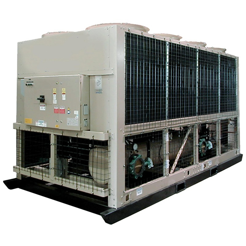 94 Ton Rental Air Cooled Chiller | York YCAL0094