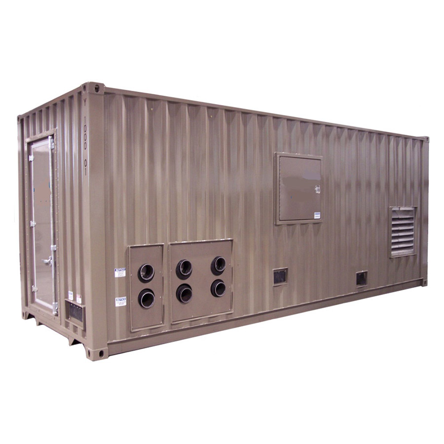 300 Ton Rental Water Cooled Chiller | York YTG1A1C3